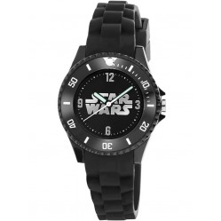 am:pm Black Star Wars Watch SP156-K355