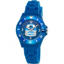am:pm Blue Star Wars R2-D2 Watch SP156-K358