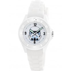 am:pm White Star Wars Stormtrooper Watch SP156-K357