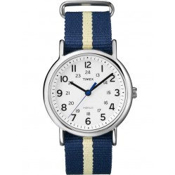 Timex Originals Unisex Weekender Slip Through Watch T2P142