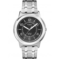 Timex Mens Bank Street Bracelet Watch TW2P61800