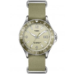 Timex Originals Mens Green Sport Watch T2P035