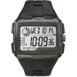 Timex Mens Expedition Black Watch TW4B02500