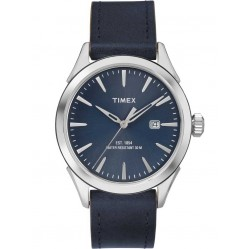 Timex Mens Chesapeake Blue Watch TW2P77400