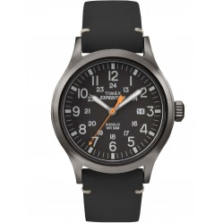 Timex Mens Expedition Scout Black Watch TW4B01900