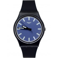 Swatch Unisex Nightsea Strap Watch GB281