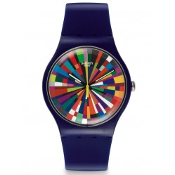 Swatch Unisex Colour Explosion Watch SUOV101