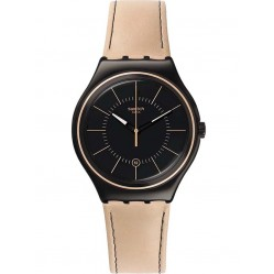 Swatch Mens Sandstorm Analog Watch YWB400
