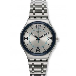 Swatch Mens Stainless Steel Bracelet Watch YWS413G