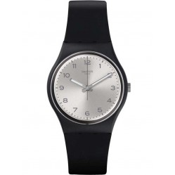Swatch Unisex Silver Friend Too Watch GB287