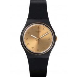 Swatch Unisex Golden Friend Too Watch GB288