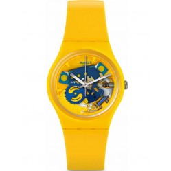 Swatch Unisex Poussin Watch GJ136