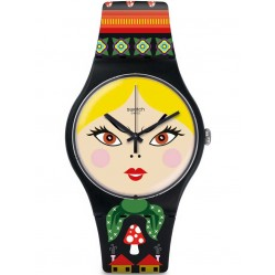 Swatch Russian Beauty Watch SUOB137