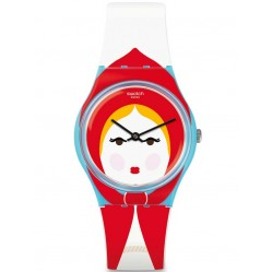 Swatch Cappuccetto Watch GS150