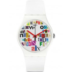 Swatch Multi Collage Watch SUOW132