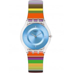 Swatch Pretty Ladder Watch SFE107