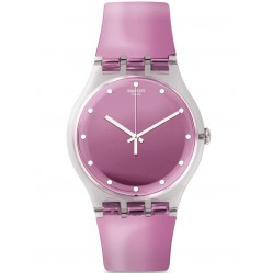 Swatch Ladies Rosegari Watch SUOK125