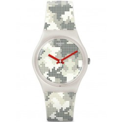 Swatch Pixelise Me Watch GW180