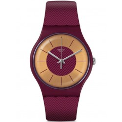 Swatch Bord Deau Strap Watch SUOR110