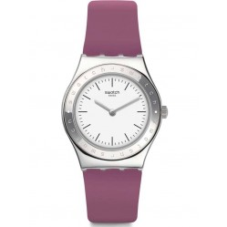 Swatch Girl Dream Purple Watch YLS204