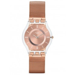 Swatch Ladies Hello Darling Bracelet Watch SFP115M
