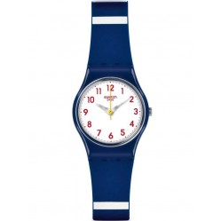 Swatch Ladies Matelot Multicoloured Watch LN149