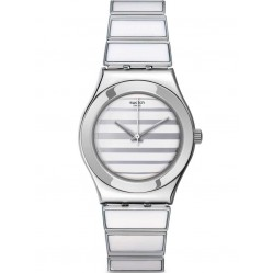 Swatch Ladies Degradee Bracelet Watch YLS185G