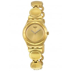 Swatch Ladies Givre Watch YSG141G