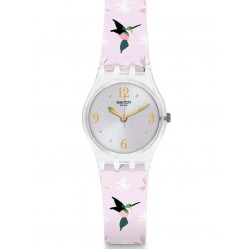 Swatch Envolve Moi Pink Watch LK376