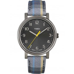 Timex Originals Mens Easy Reader Strap Watch T2N925