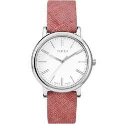 Timex Originals Ladies Pink Fabric Watch TW2P63600
