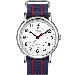 Timex Originals Unisex Weekender Striped Watch T2N747