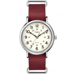 Timex Originals Unisex Weekender Red Watch T2P493