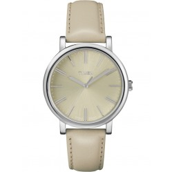 Timex Originals Unisex Cream Watch T2P162