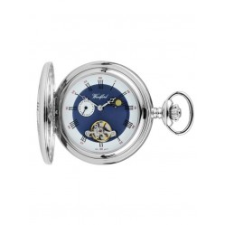 Woodford Mens Half Hunter Pocket Watch 1024