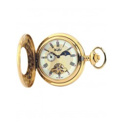 Woodford Mens Moon Dial Pocket Watch 1032