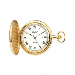 Woodford Gold Plated Pocket Watch 1210