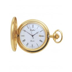 Woodford Mens Half Hunter Pocket Watch 1213