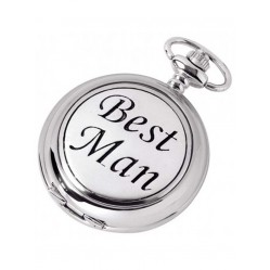 Woodford Mens Best Man Pocket Watch 1884/Q