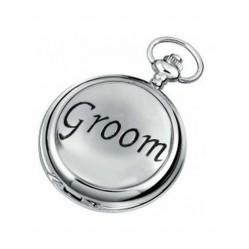 Woodford Mens Groom Pocket Watch 1889/Q