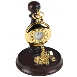 Woodford Mens Pocket Watch with Stand 1926