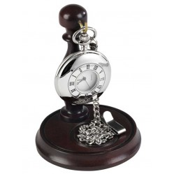 Harris Brothers Pocket Watch and Stand 1925