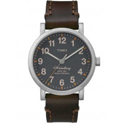 Timex Mens Waterbury Strap Watch TW2P58700