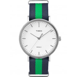 Timex Weekender Mens Fabric Strap Watch TW2P90800
