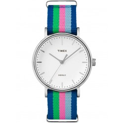 Timex Weekender Ladies Fabric Strap Watch TW2P91700