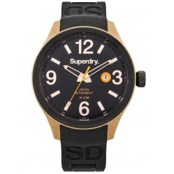 Superdry Mens Scuba Luxe Watch SYG132BB