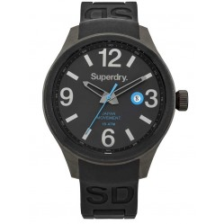 Superdry Mens Scuba Luxe Watch SYG132EE
