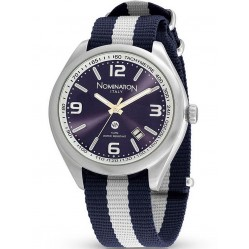 Nomination Mens Cruise Watch 077100/022