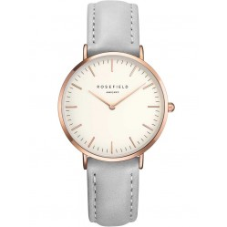 ROSEFIELD Ladies Grey Tribeca Watch TWGR-T57