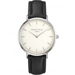 ROSEFIELD Ladies Black Bowery Watch BWBLS-B2